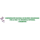 Confederación Nacional de Mujeres Organizadas por la vida y el desarrollo Integral - CONAMOVIDI